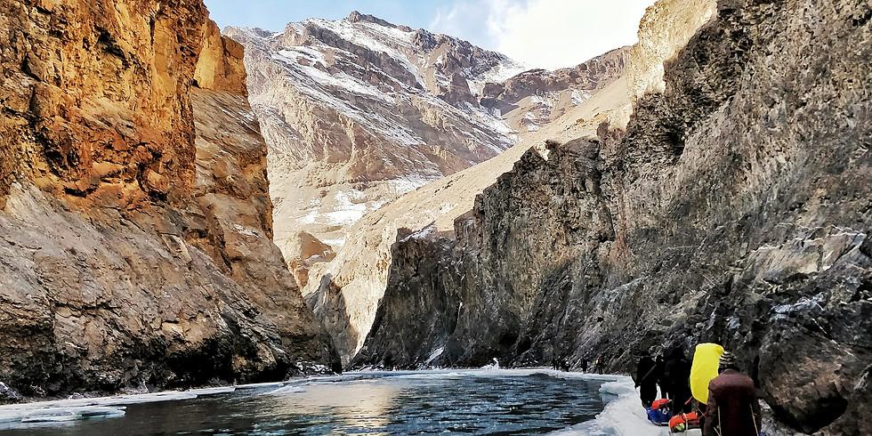 Chadar Trek - 2019