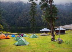 Camp at Dodital