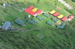 Campsite- Eagle view