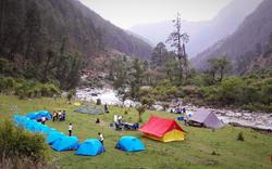 Dhaula Campsite