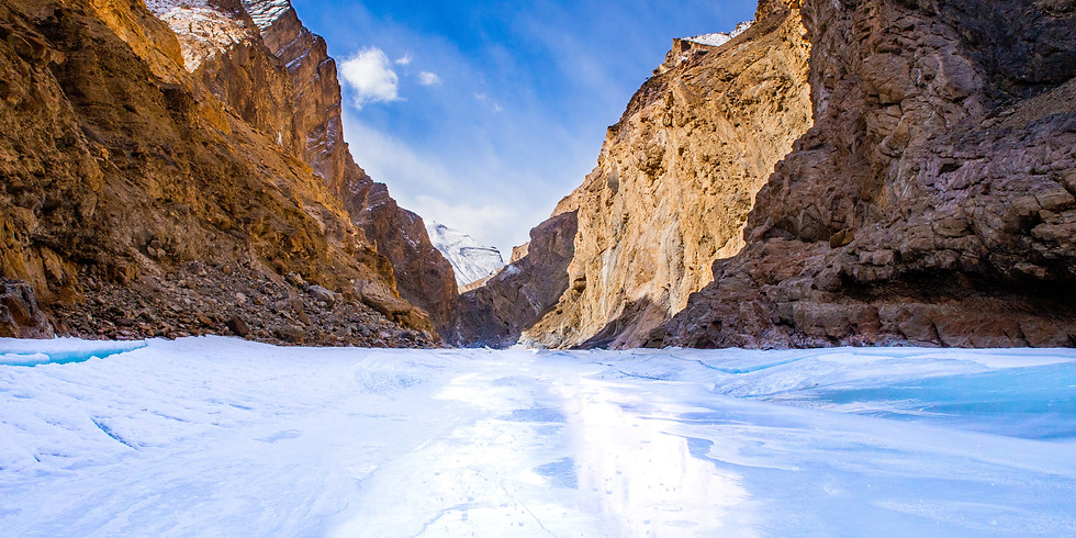 A Complete Guide to Chadar Trek