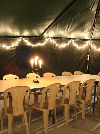Dinning camp