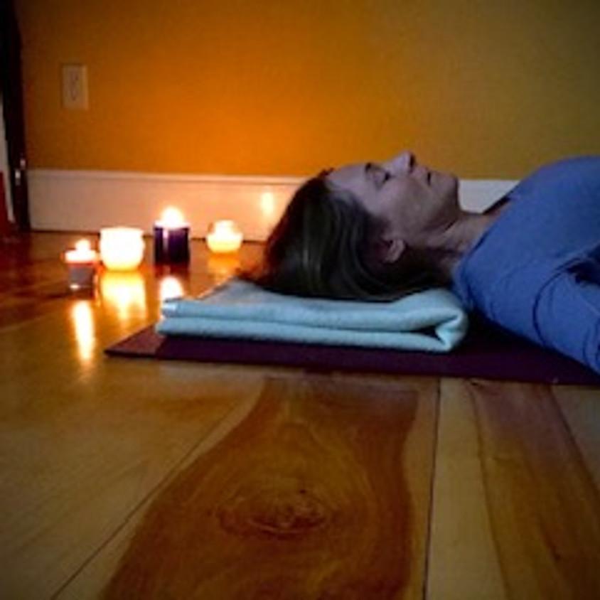 Restorative Yoga Gift