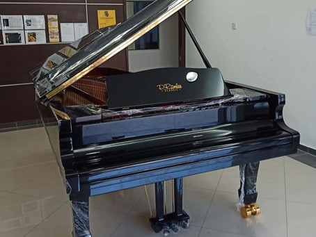 P. Ramlee Grand Piano