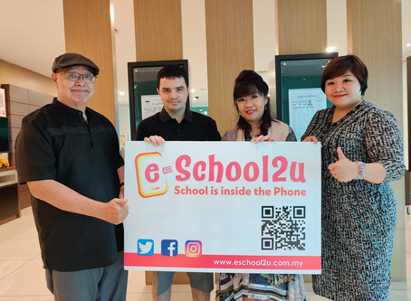 Malaysia's first virtual online school