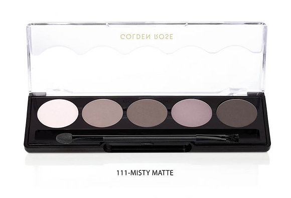 111 -  Misty Matte Line Palette