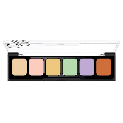 GR Correct & Conceal Camouflage Palette