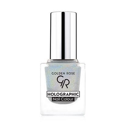 GR Holographic Nail Colour - 01