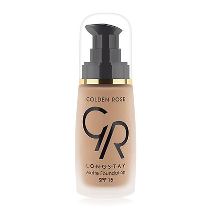 GR Longstay Matte Foundation - 12