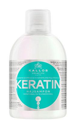 Kallos Sampon Keratin 1000ml