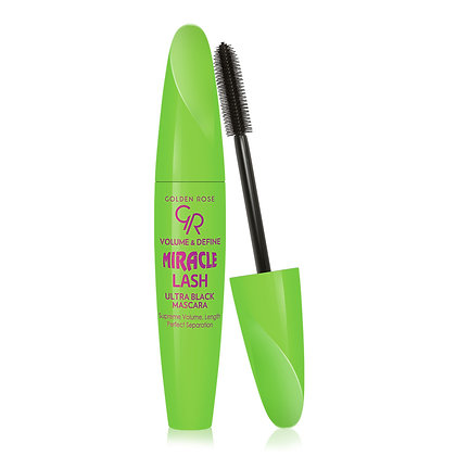 Rimel Golden Rose Volume Define Miracle Lash Masca
