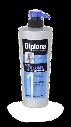 Diplona Volume Shampoo - 600 ml