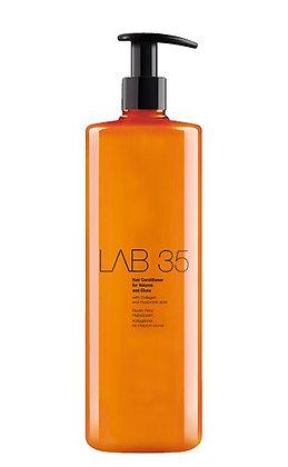 KALLOS LAB 35 Balsam pentru par volum cu stralucire 500 ml