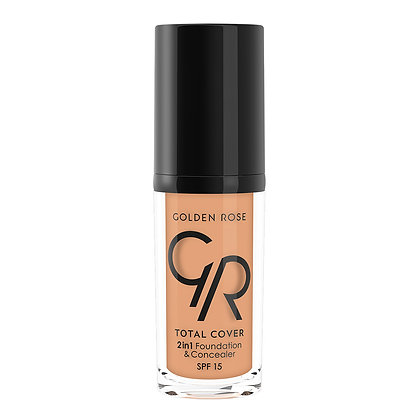 GR Total Cover 2in1 Foundation & Concealer - 08 Biscuit