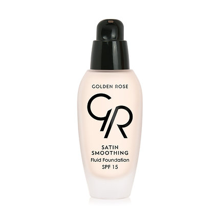 GR Satin Smoothing Fluid Foundation - 21