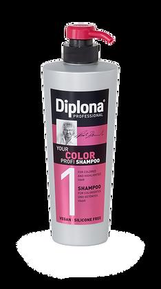 Diplona Color Shampoo - 600 ml