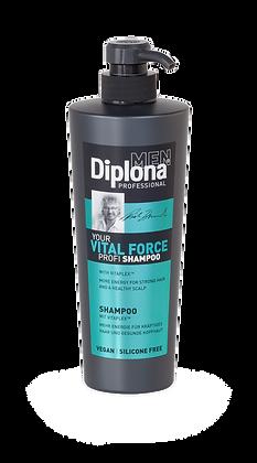 Diplona MEN Vital Force Shampoo - 600 ml