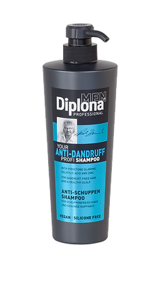 Diplona MEN Anti-Dandruff Shampoo - 600 ml