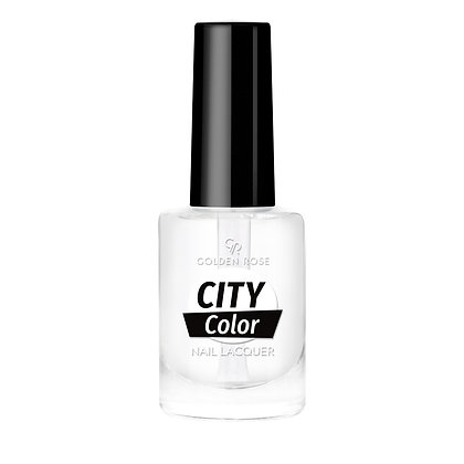 GR City Color Nail Lacquer - Clear