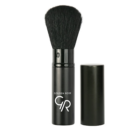 GR Retrectable Powder Brush - gr11-18-23