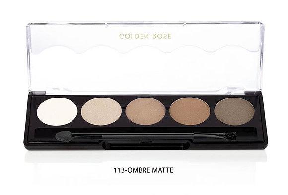 113 -  Ombre Matte Line Palette