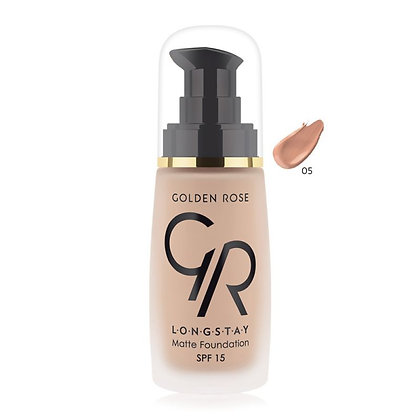 GR Longstay Matte Foundation - 05