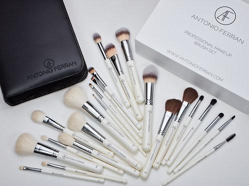 S6+ - Professional Brush Set with Brush Bag