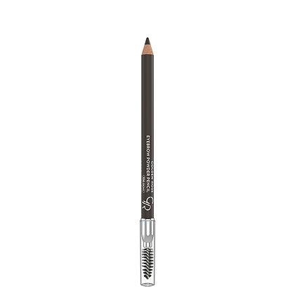 GR Eyebrow Powder Pencil - 106 Ebony