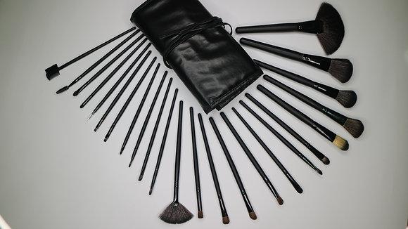 Make-up Brush Set - 24 brush