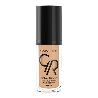 GR Total Cover 2in1 Foundation & Concealer - 06 Taupe