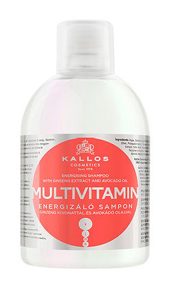 Kallos Sampon Multivitamin 1000ml