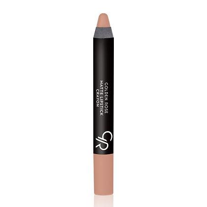 GR Matte Lipstick Crayon - 15