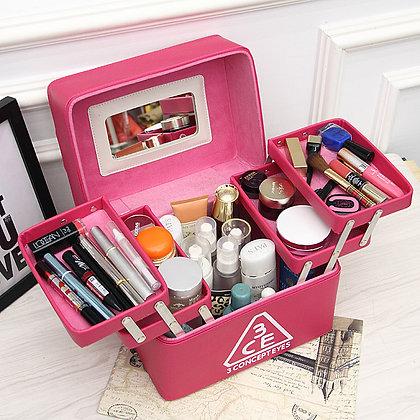 Make-up Box 3CE - PINK