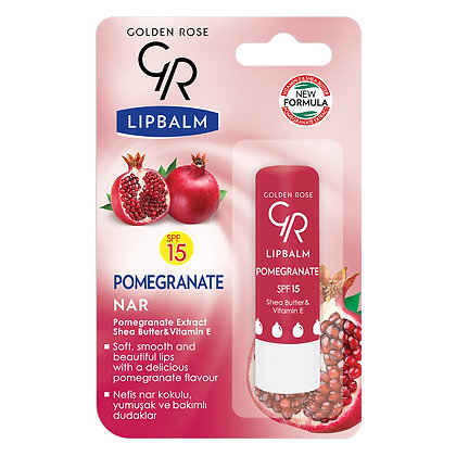 GR Lip Balm - Pomegranate