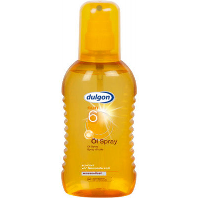 DULGON Sun Oil Spray SPF 6 200ml