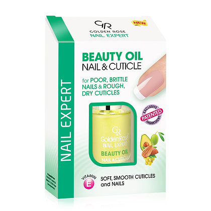 GR Nail Care - Beauty Oil Nail & Cuticle