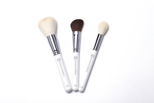 S4 - Powder Brush Set