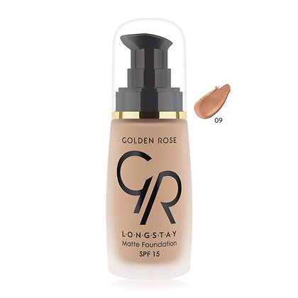 GR Longstay Matte Foundation - 09