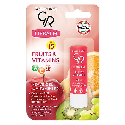 GR Lip Balm - Fruits and Vitamins