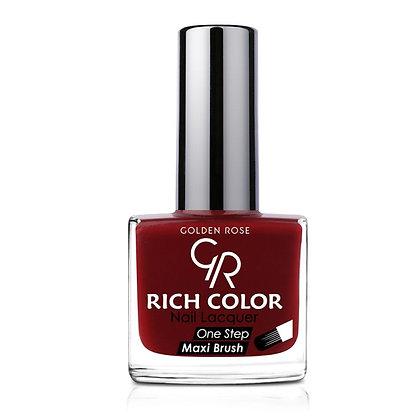 GR Rich Color Nail Lacquer - 123