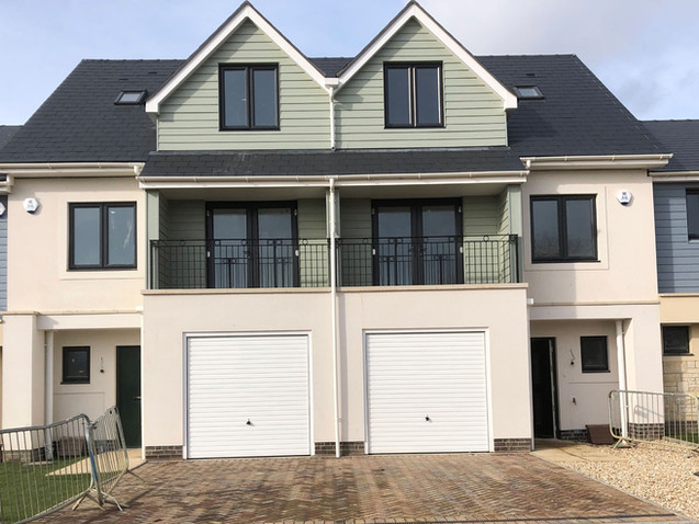Spray-colured-Render-Weymouth-Dorset-RH-