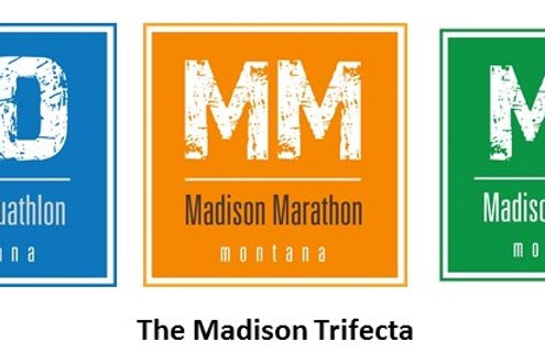 A World Gone Mad for Marathons and entry to Madison Trifecta (All Three Races)