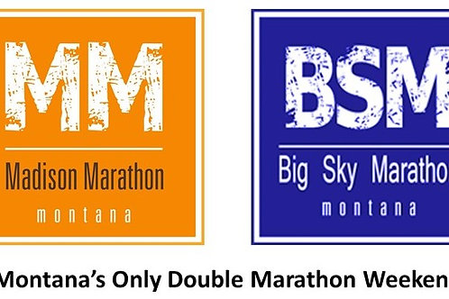 A World Gone Mad for Marathons and entry to MM and BSM Double Marathon