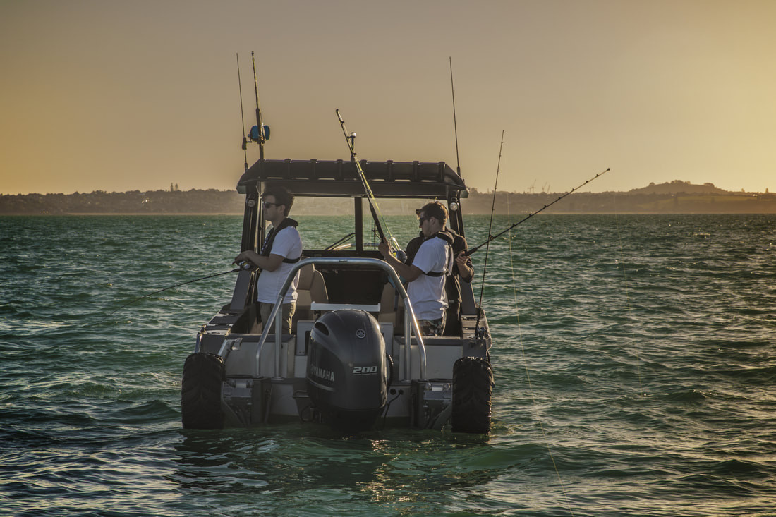 Great platform for fishing