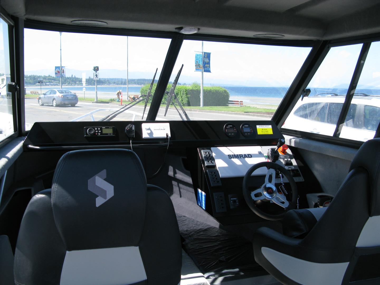 Loaded Interior