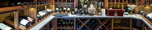 CView Lounge Impressive Wine List
