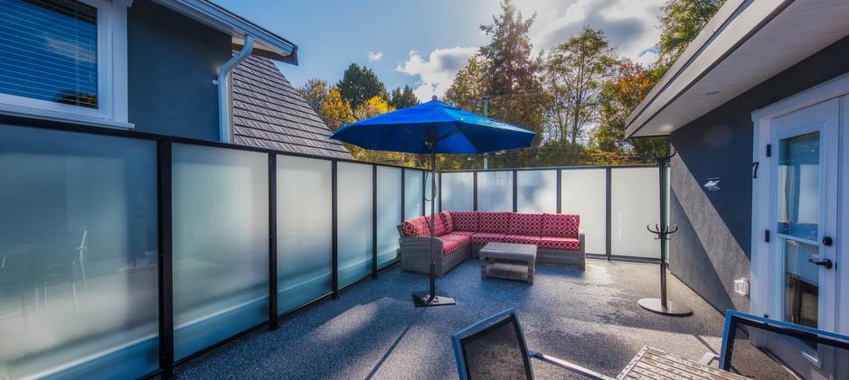 Comfortable Outdoor Spaces