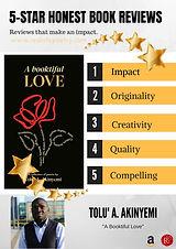 A Review of A Booktiful Love (Tolu' A. Akinyemi)