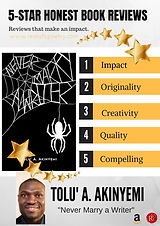 Akinyemi is a very talented wordsmith, who writes with precision and no-holds-barred emotional dept
