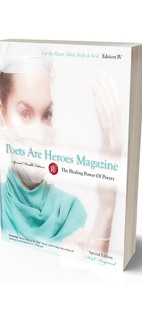 Poets Are Heroes Magazine Edition IV - B&W